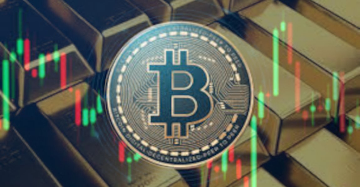 bitcoin replaced gold