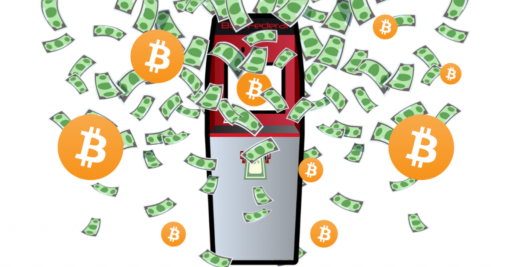 bitcoin atm business